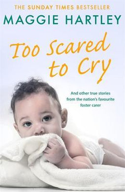Too Scared To Cry - 99bookscart