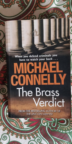 The Brass Verdict (Mickey Haller Series)