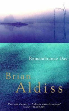 Remembrance Day by Brian W. Aldiss- 99bookscart-secondhand-bookstore-near-me