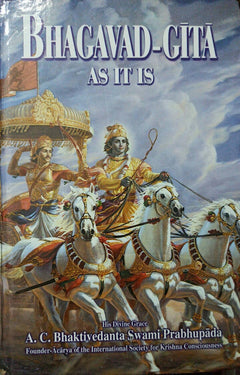 Bhagavad Gita as It is Original in English