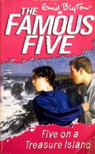 Load image into Gallery viewer, Five on a Treasure Island (Famous Five #1)