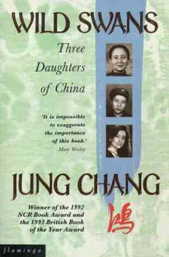 Wild Swans: Three Daughters of China- 99bookscart-secondhand-bookstore-near-me