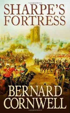 Sharpe's Fortress (Sharpe, #3)- 99bookscart-secondhand-bookstore-near-me