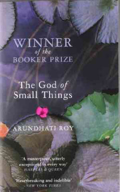The God of Small Things by Arundhati Roy- 99bookscart-secondhand-bookstore-near-me