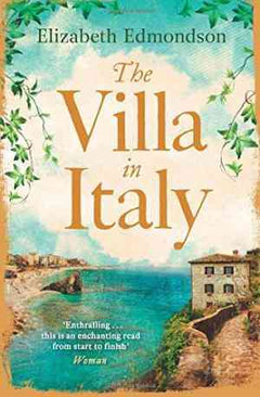 The Villa in Italy- 99bookscart-secondhand-bookstore-near-me