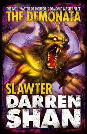 Slawter (The Demonata, #3)- 99bookscart-secondhand-bookstore-near-me