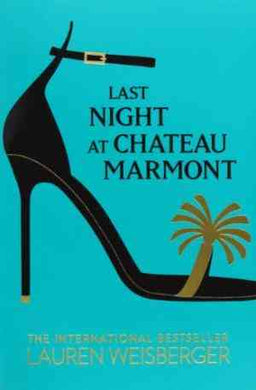 Last Night at Chateau Marmont- 99bookscart