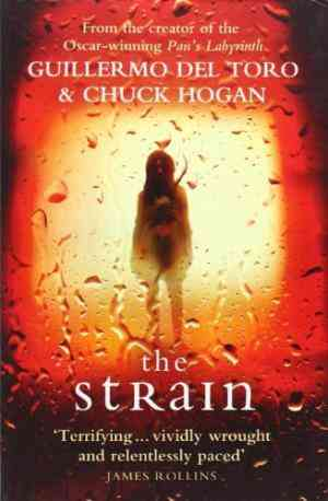 The Strain (The Strain Trilogy, #1)- 99bookscart-secondhand-bookstore-near-me