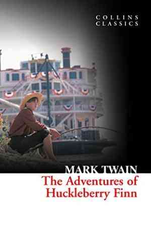 The Adventures of Huckleberry Finn by Mark Twain,- 99bookscart-secondhand-bookstore-near-me
