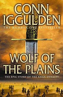 Wolf Of The Plains (Conqueror, #1)- 99bookscart-secondhand-bookstore-near-me