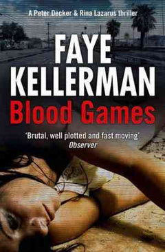 Blood Games- 99bookscart-secondhand-bookstore-near-me