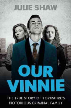 Our Vinnie (Tales of the Notorious Hudson Family #1)- 99bookscart-secondhand-bookstore-near-me