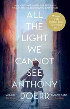 All the Light We Cannot See- 99bookscart-secondhand-bookstore-near-me