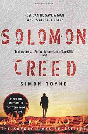 Solomon Creed (Solomon Creed, #1)- 99bookscart-secondhand-bookstore-near-me