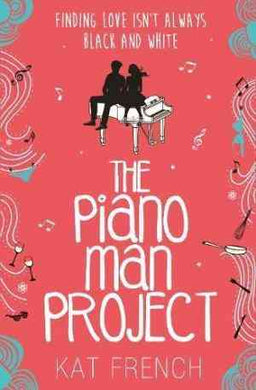 The Piano Man Project- 99bookscart-secondhand-bookstore-near-me
