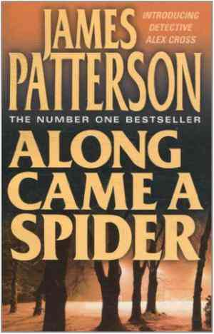 Along Came a Spider (Alex Cross, #1)- 99bookscart-secondhand-bookstore-near-me