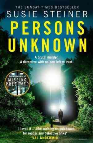 Persons Unknown (DS Manon, #2)- 99bookscart