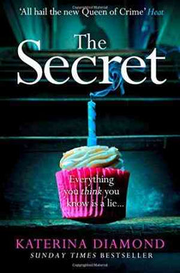 The Secret (DS Imogen Grey, #2) - 99bookscart