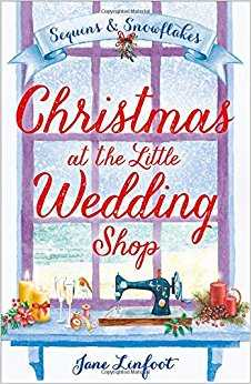 Christmas at the Little Wedding Shop: Sequins and Snowflakes- 99bookscart-secondhand-bookstore-near-me