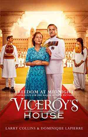 Freedom at Midnight: Inspiration for the Major Motion Picture Viceroy's House- 99bookscart-secondhand-bookstore-near-me