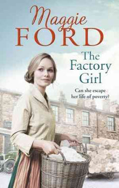 The Factory Girl- 99bookscart-secondhand-bookstore-near-me