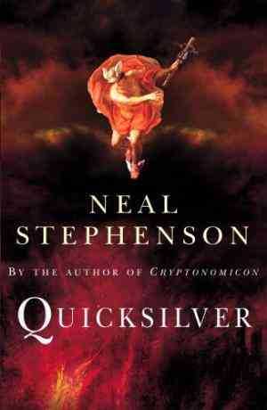 Quicksilver (The Baroque Cycle, #1)- 99bookscart-secondhand-bookstore-near-me