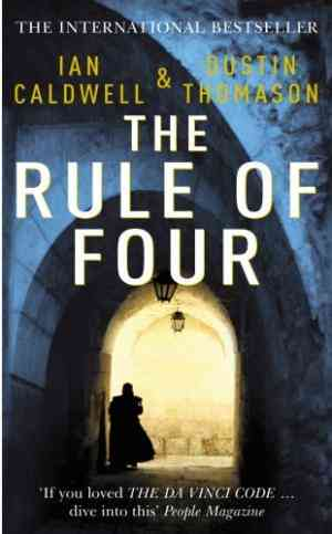 The Rule of Four- 99bookscart-secondhand-bookstore-near-me