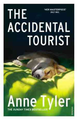 The Accidental Tourist- 99bookscart-secondhand-bookstore-near-me