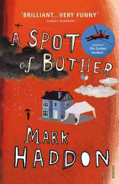 A Spot of Bother- 99bookscart-secondhand-bookstore-near-me