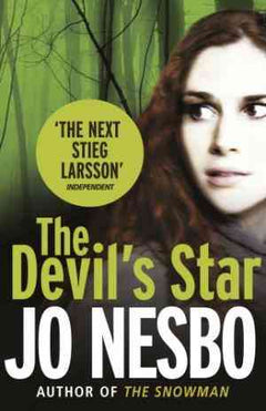 The Devil's Star (Harry Hole, #5) by Don Bartlett, Jo Nesbø- 99bookscart-secondhand-bookstore-near-me
