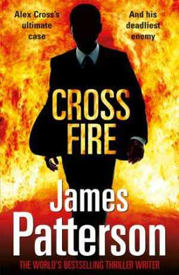 Cross Fire (Alex Cross, #17)- 99bookscart-secondhand-bookstore-near-me