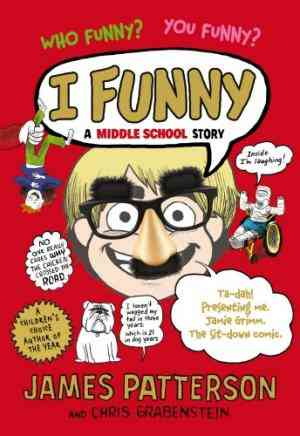 I Funny: A Middle School Story- 99bookscart-secondhand-bookstore-near-me