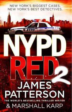 NYPD Red 2 (NYPD Red2)- 99bookscart-secondhand-bookstore-near-me