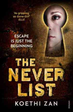 The Never List- 99bookscart-secondhand-bookstore-near-me
