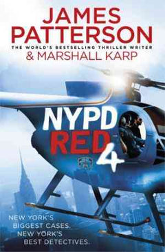 NYPD Red 4- 99bookscart-secondhand-bookstore-near-me
