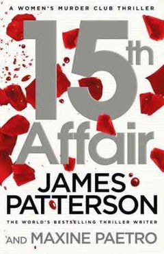 15th Affair: The evidence doesn't lie... (Womens Murder Club 15) - 99bookscart