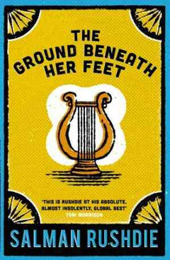 The Ground Beneath Her Feet- 99bookscart-secondhand-bookstore-near-me