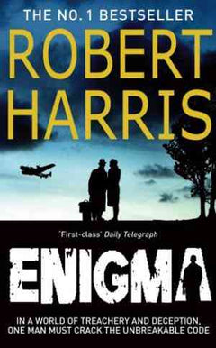 Enigma - The Battle for the Code- 99bookscart-secondhand-bookstore-near-me