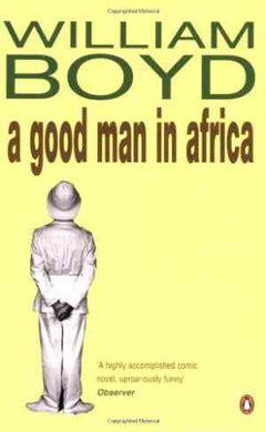 A Good Man in Africa - 99bookscart