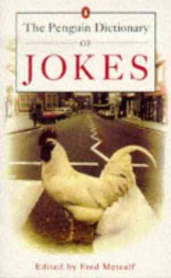 The Penguin Dictionary of Jokes- 99bookscart-secondhand-bookstore-near-me