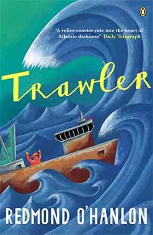 Trawler: A Journey Through the North Atlantic- 99bookscart-secondhand-bookstore-near-me