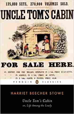 Uncle Tom's Cabin or, Life Among the Lowly- 99bookscart-secondhand-bookstore-near-me