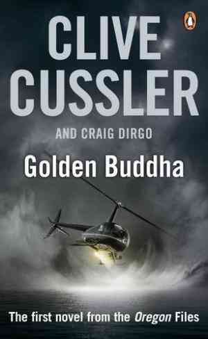 Golden Buddha (Oregon Files, #1)