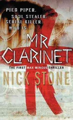 Mr Clarinet (Max Mingus, #1)- 99bookscart-secondhand-bookstore-near-me