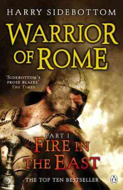 Fire in the East (Warrior of Rome, #1) - 99bookscart