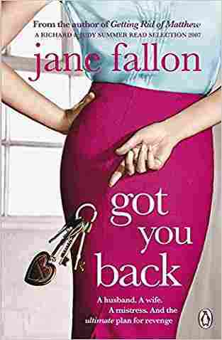 Got You Back- 99bookscart-secondhand-bookstore-near-me