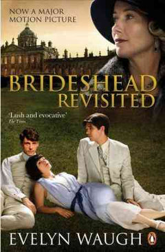 Brideshead Revisited: The Sacred and Profane Memories of Captain Charles Ryder- 99bookscart-secondhand-bookstore-near-me