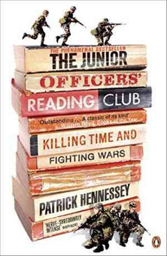 The Junior Officers' Reading Club: Killing Time and Fighting Wars- 99bookscart-secondhand-bookstore-near-me