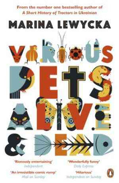 Various Pets Alive and Dead- 99bookscart-secondhand-bookstore-near-me