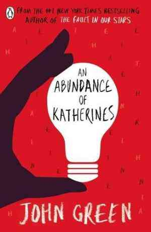 An Abundance of Katherines- 99bookscart-secondhand-bookstore-near-me